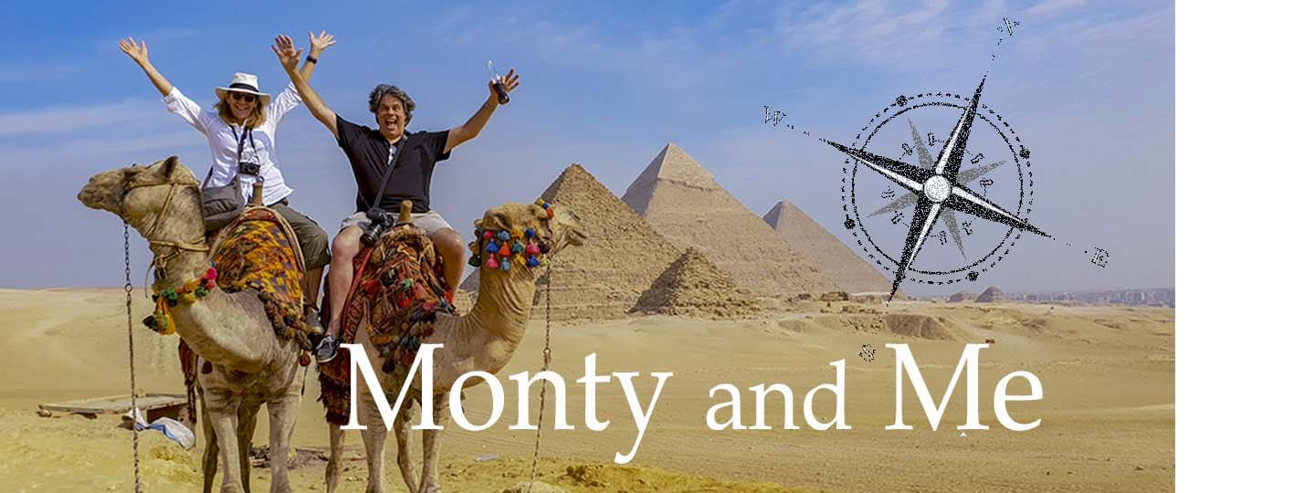 Monty and Me: savvy senior travellers